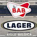 etiket BAB lager