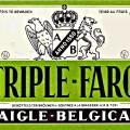 etiket Tripel-Faro