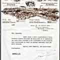 Brief Aigle-Belgica 1949