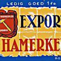 Etiket Export 1948