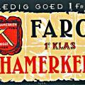 Etiket Faro 1949