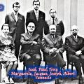 Familie Vanneste 1972