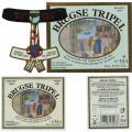 Etiketten Brugse Tripel