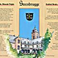 Folder Steenbrugge Abdijbier binnenkant