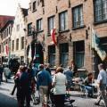 Laatste feest Braderie Langestraat 2002