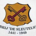 Gevel embleem brouwerij De Sleutels
