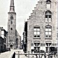 oude postkaart St.-Annakerk