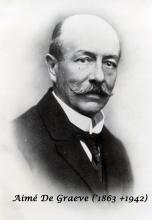 Aimé De Graeve (°1863 +1942)