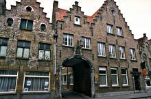 Ingang brouwerij Langestraat 45