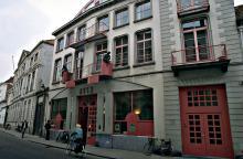 Gebouwen brouwerij De Meermin 1992