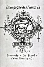 Reclame Bourgogne des Flandres