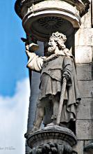 Cambrinus, koning van het bier.