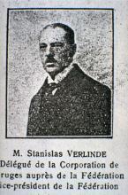 Stanislas Verlinde (°1882 +1952)